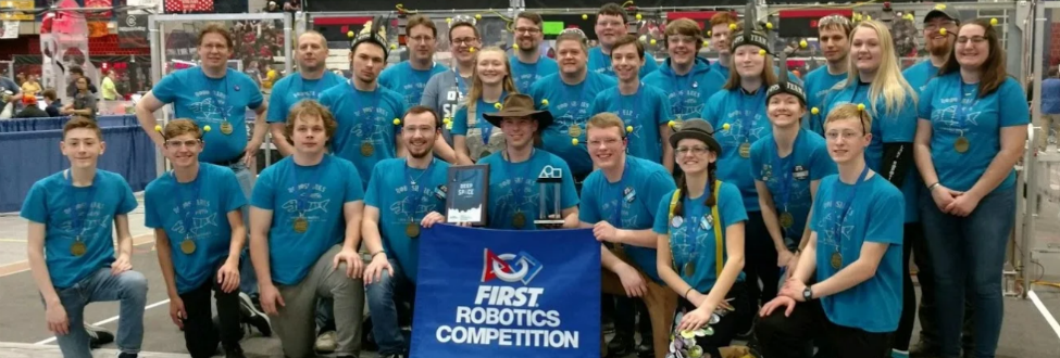 Robotics team 2018-19